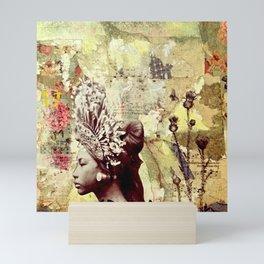 Seeking Serenity Mini Art Print