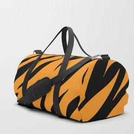 Tiger background #society6 #decor #buyart #artprint Duffle Bag