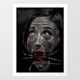 Consumtion Art Print