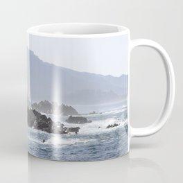 Pacific Waves Coffee Mug