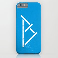 Letter B - Letter A Day Project iPhone 6s Slim Case