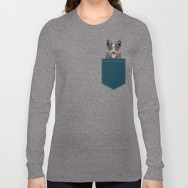 Kellan - Cattle Dog gifts for dog lovers and australian cattle dog gifts for dog person Long Sleeve T-shirt