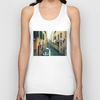 venice Tank Tops featuring Venice by Mr and Mrs Quirynen