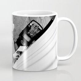 Coffee time - Black and white photography Coffee Mug