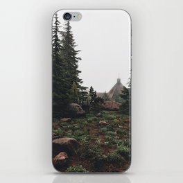 Timberline Lodge iPhone Skin