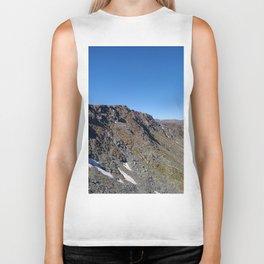 Altai Mountains Biker Tank