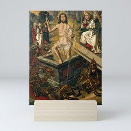 Resurrection by Bartolome Bermego, 1475 Mini Art Print