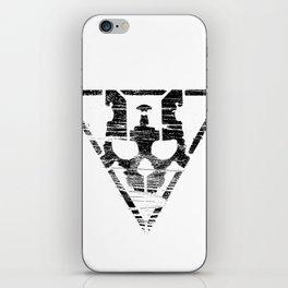Warsheh Skull iPhone Skin