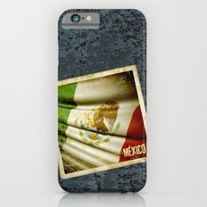 STICKER OF MEXICO flag iPhone 6s Slim Case