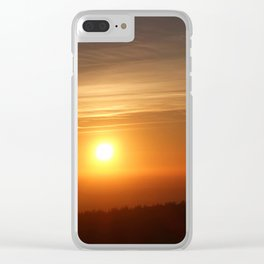 Sutton Bank #22 Clear iPhone Case
