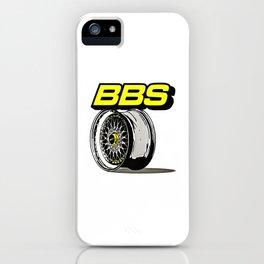 Cool Rim iPhone Case