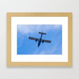 Polizia Framed Art Print