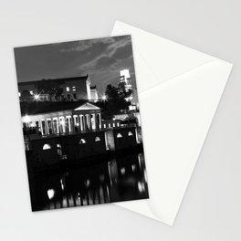 Philadelphia by Night Stationery Cards