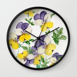 Jumpy Wall Clock