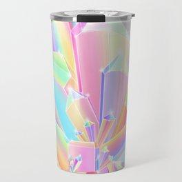 Crystal Cluster Travel Mug