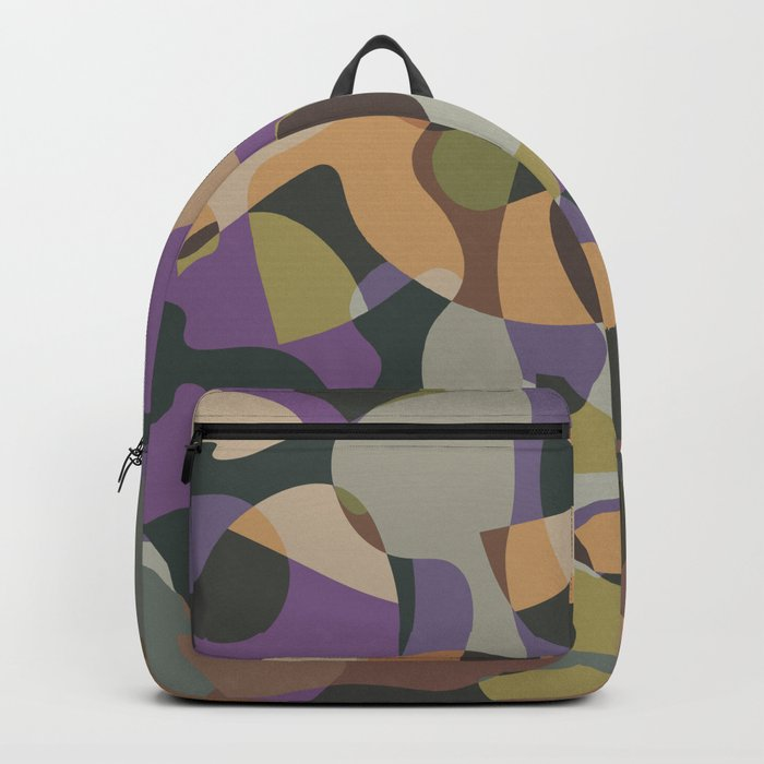 Camouflage XXXVII Backpack