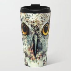 Owl II Travel Mug