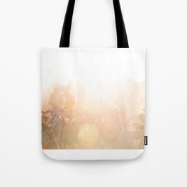 Playa Sunrise Tote Bag
