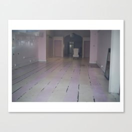 Projections Canvas Print