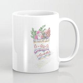 Christmas Boots 2 Coffee Mug