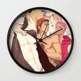 Kaburagi T. Kotetsu - TIGER & BUNNY Wall Clock