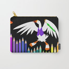 Augustus is the perfect gent! Carry-All Pouch