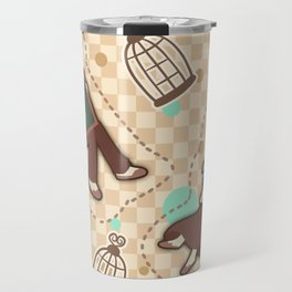 Bioshock Infinite - Luctece Twins Travel Mug