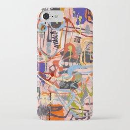 Shamanic Painting 02 iPhone Case