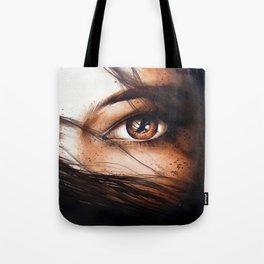 """Wild black"" Tote Bag"