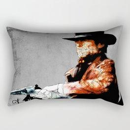 Preacher Rectangular Pillow