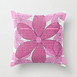 Is It Dangerous Throw Pillow