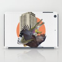 cage iPad Cases featuring Cage home by Lerson