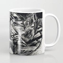 Dyke by the Road  Coffee Mug
