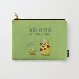 Harry Potater and the Half-Spud Prince Carry-All Pouch