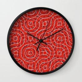 background carpet Wall Clock