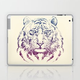 TIGER HEAD Laptop & iPad Skin
