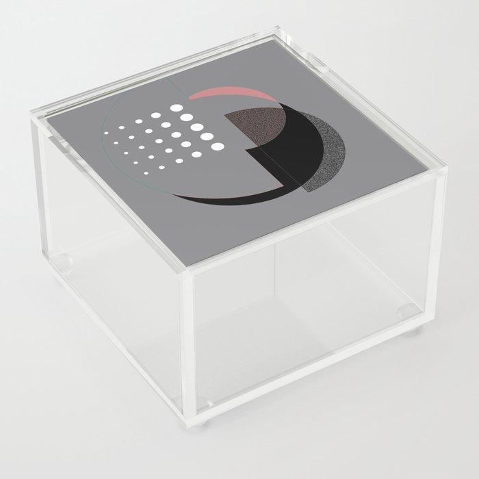 Radius III Acrylic Box