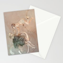 Emil and Halua (NIER) Stationery Cards