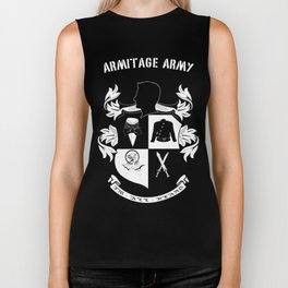Armitage Army Biker Tank