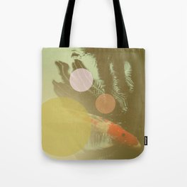 Dots//Fourteen Tote Bag