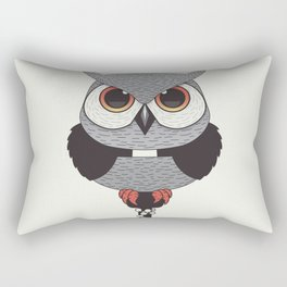 Exorcist Owl Priest Rectangular Pillow