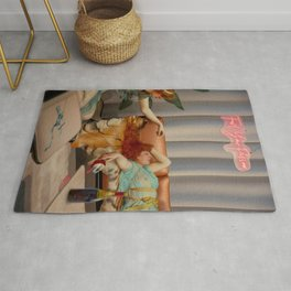 FUEL YOUR PASSION Rug