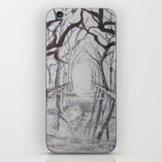 The Park iPhone & iPod Skin