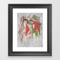 Some Doctor Who I Used To Know Framed Art Print