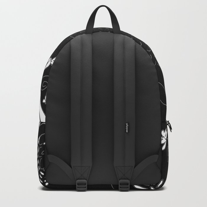black toile by cocoblue Backpack