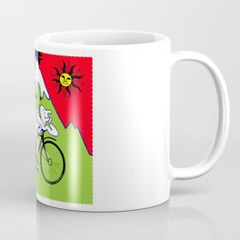 Lsd Bicycle Coffee Mug