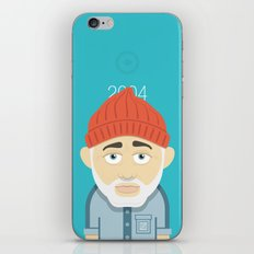 Aquatic Bill iPhone & iPod Skin