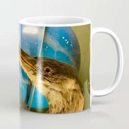 Global Heron Coffee Mug
