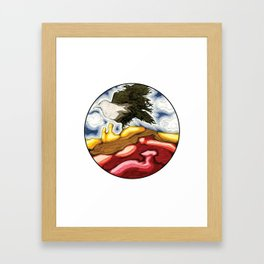Ghost Ranch #2 Framed Art Print