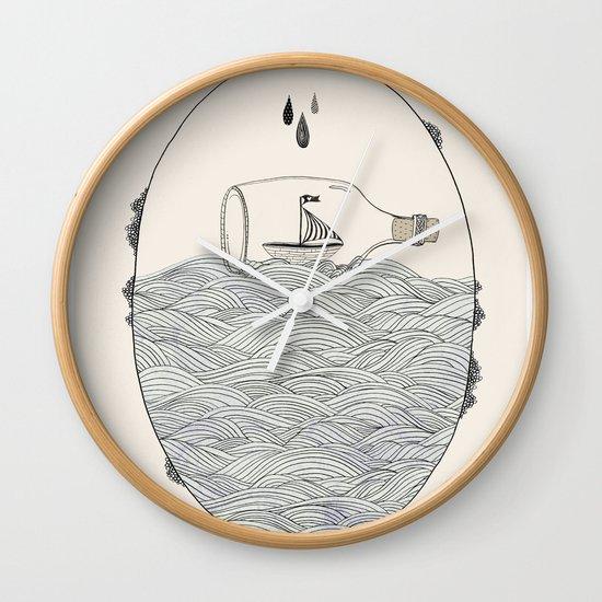 SEABOUND Wall Clock